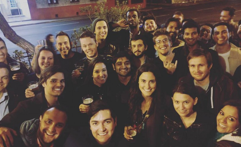 Networking na comunidade do Startup Chile