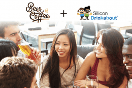 Happy Sexta – Silicon Drinkabout + BeerOrCoffee