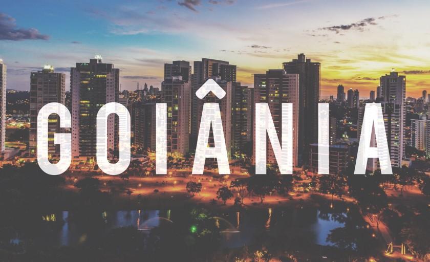 Seja bem-vinda, Goiânia!