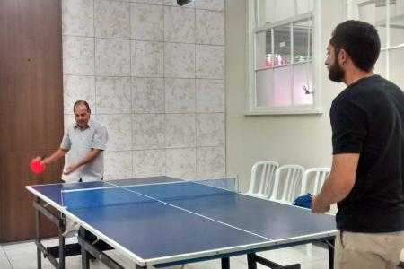 Impact Hub Curitiba Ping Pong