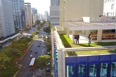 Youw Coworking terraço