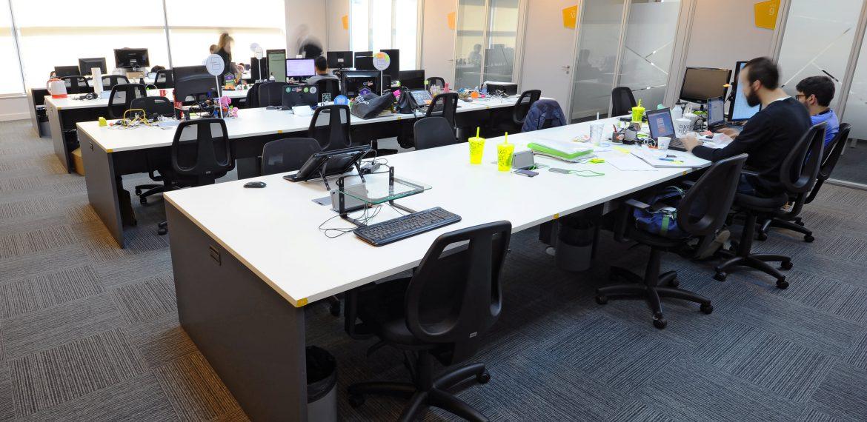 Coworking: o seu futuro local de trabalho.