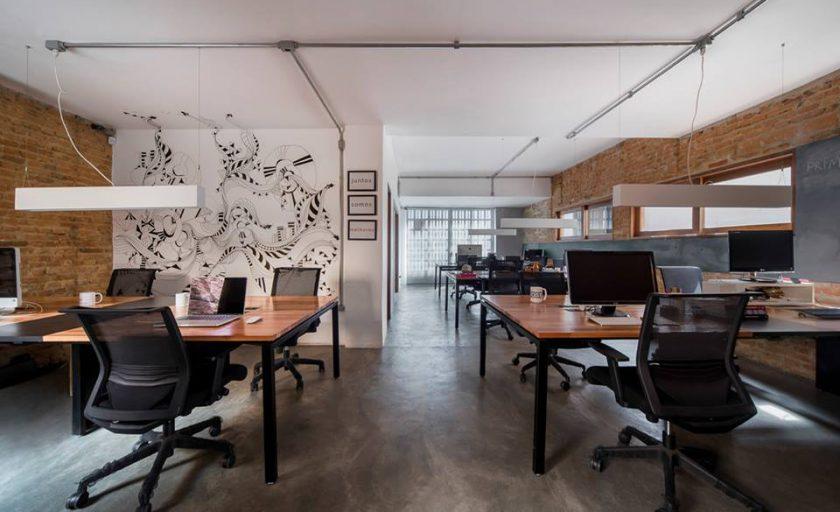 Coworking na Zona Sul de São Paulo