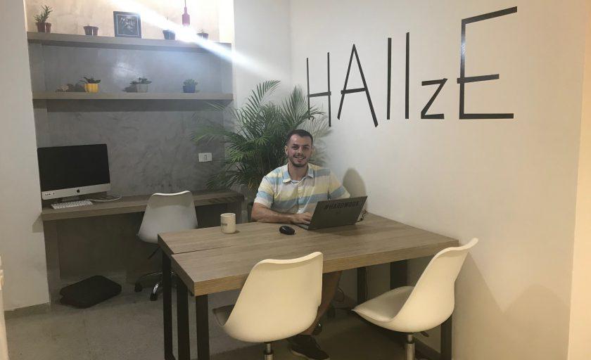 Como o coworking na Hallze me trouxe uma oportunidade incrível