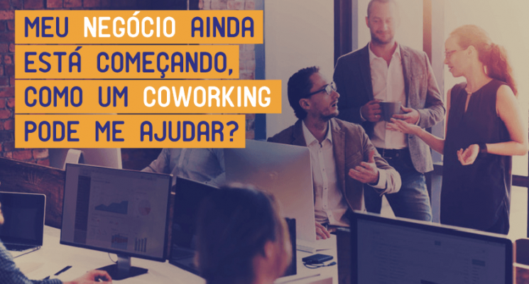 negócio-coworking