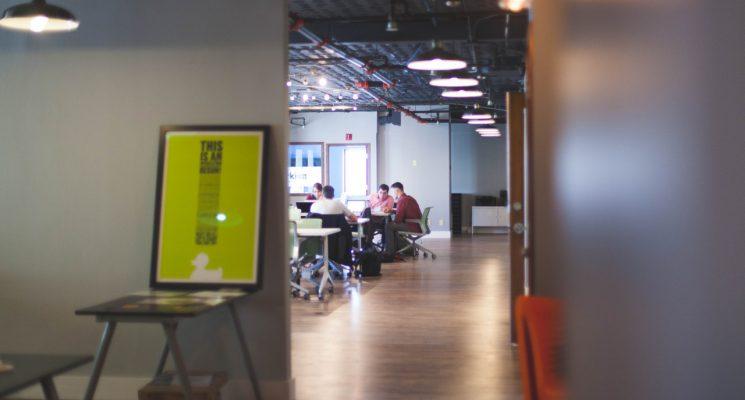 escritórios do futuro