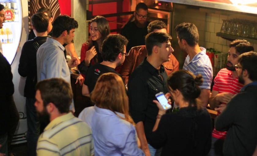 Networking na comunidade do San Pedro Valley