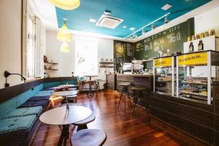 House Café e Vinho Nex Coworking Batel