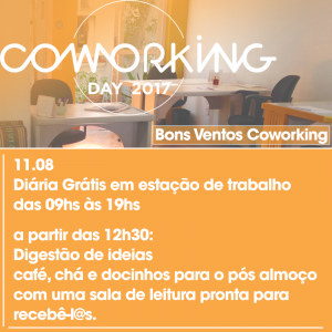 Coworking Day Bons Ventos