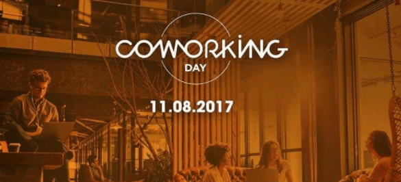 Eventos do coworking day