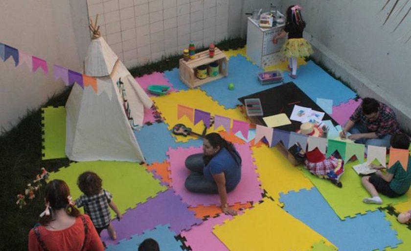Espaços de trabalho Kids Friendly