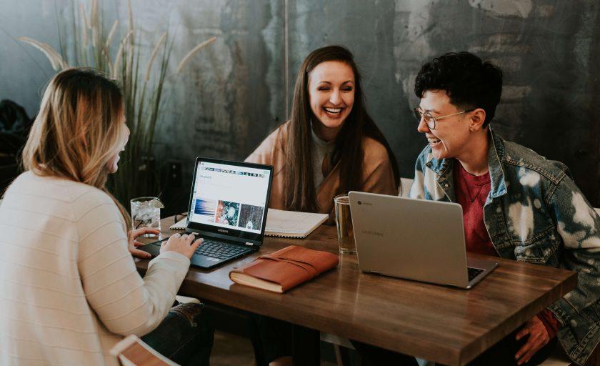 Ambiente colaborativo para produtividade do time