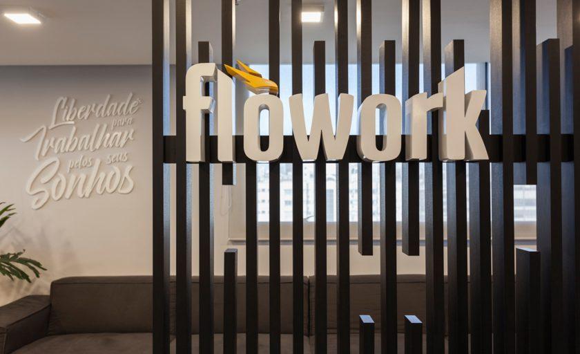 Como é trabalhar no Flowork em Porto Alegre