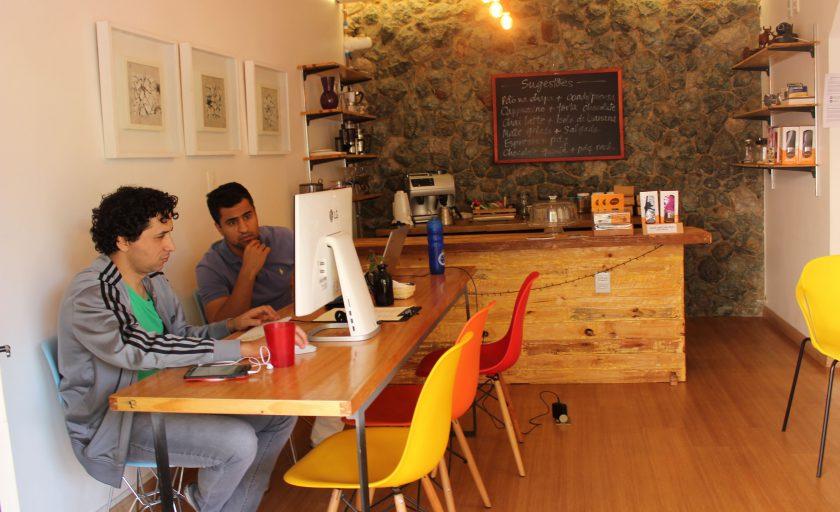 Como é trabalhar no Fabulário Coworking, em Belo Horizonte