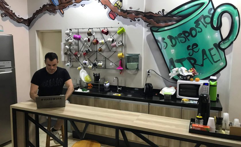 Como o Banzai Coworking, em Cascavel (PR), me ajudou a constatar que o coworking é mesmo o futuro do trabalho