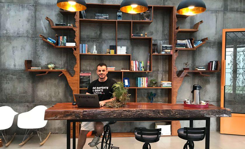 No Viva Coworking, em Cascavel (PR), me questionei: os coworkings privilegiam as pessoas extrovertidas?
