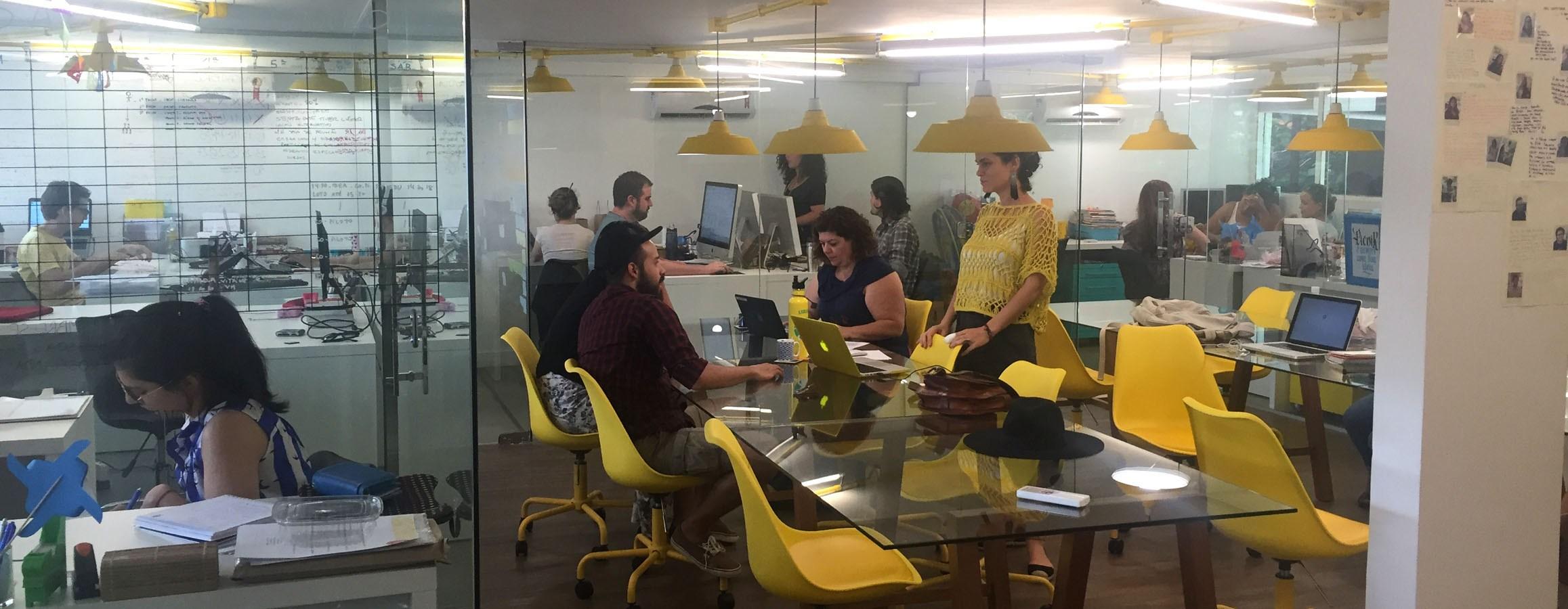 Coworkings em Brasília