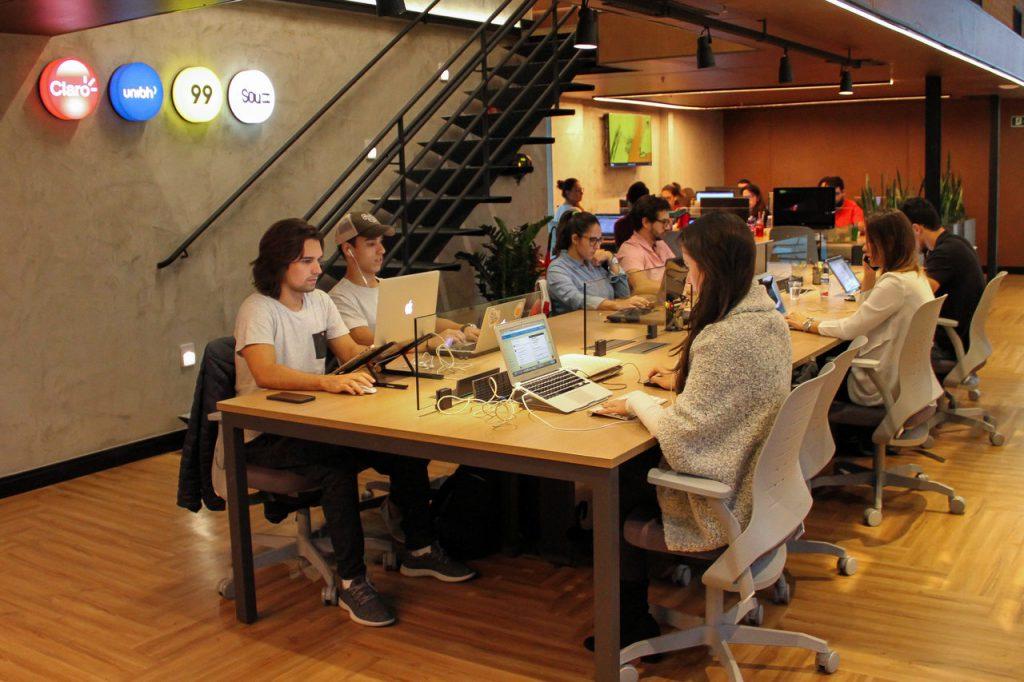 coworkings em BH