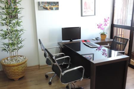 escritórios de coworking