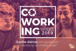 Confira os melhores eventos do Coworking Week 2019