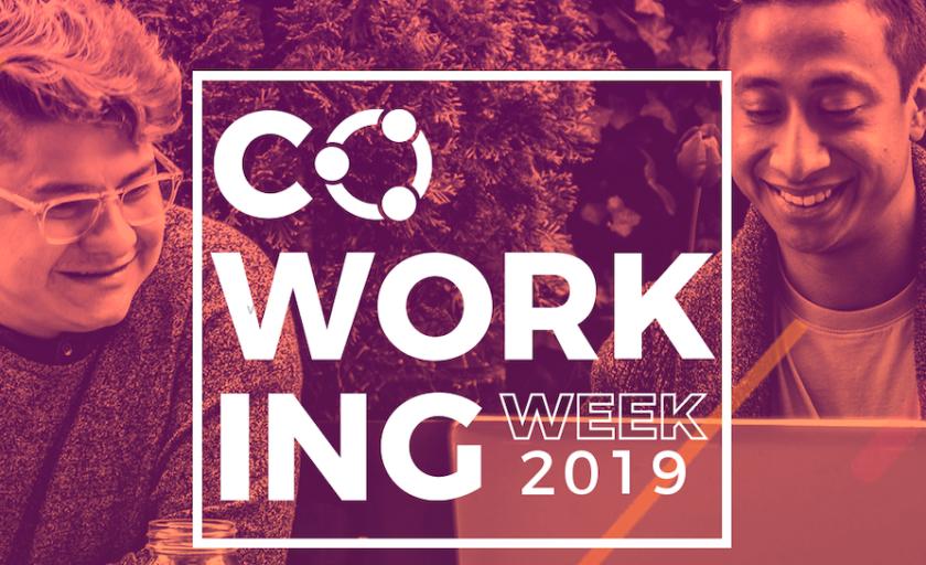 Coworking Week 2019: a celebração do movimento que abre caminho para o futuro do trabalho