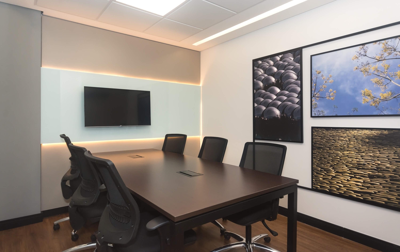 escritórios privativos