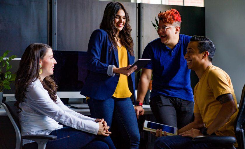 Como os líderes podem abraçar o futuro nos escritórios compartilhados