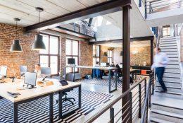 O que as empresas podem aprender com a história do escritório?