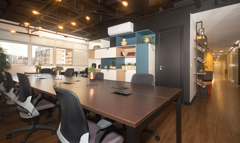 escritório compartilhado na savassi