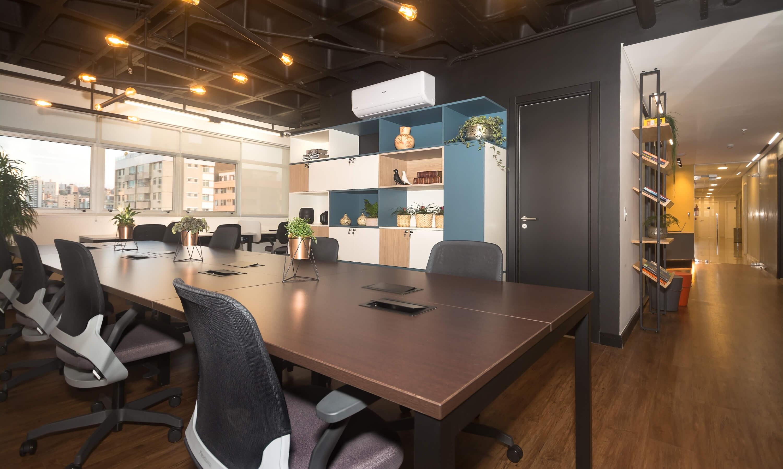 renovar o espaço de trabalho
