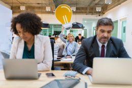 Aumento da produtividade: veja 5 ideias criativas no trabalho para adotar agora