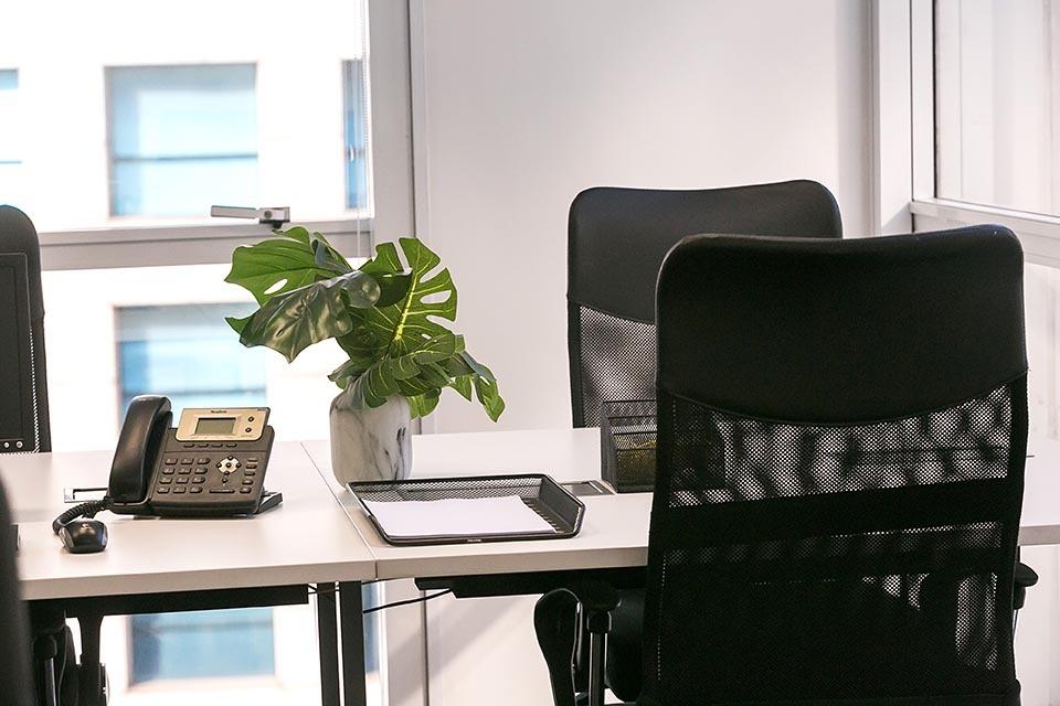 ter um escritório em São Paulo