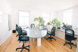 Para empresas em rápido crescimento, a flexibilidade do espaço de trabalho é essencial
