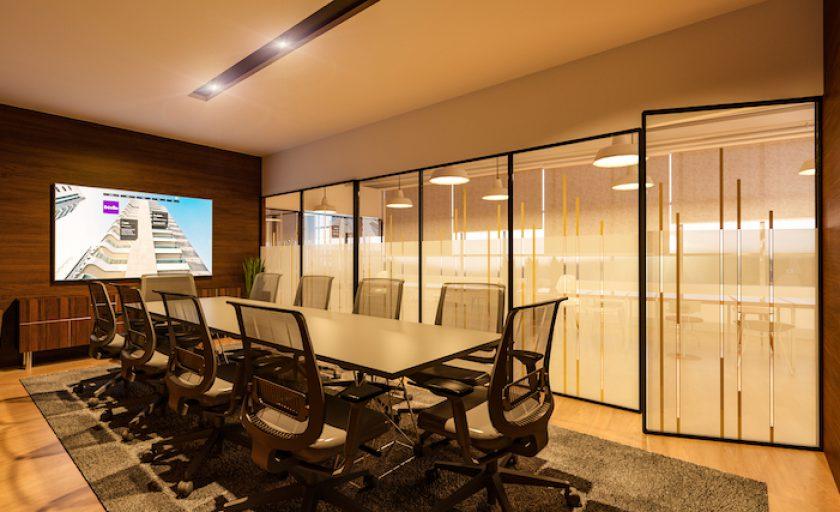 4 vantagens competitivas para sua empresa alugar uma sala privativa