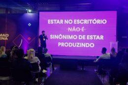 Flávio Ludgero: trabalho remoto é a liberdade de escolher onde você se sente mais feliz e produtivo