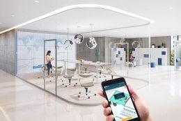 Design de escritório inteligente pode tornar os prédios mais seguros