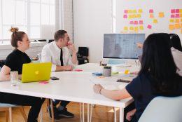 Lidando com as mudanças no trabalho: escritório flexível ou sala comercial?