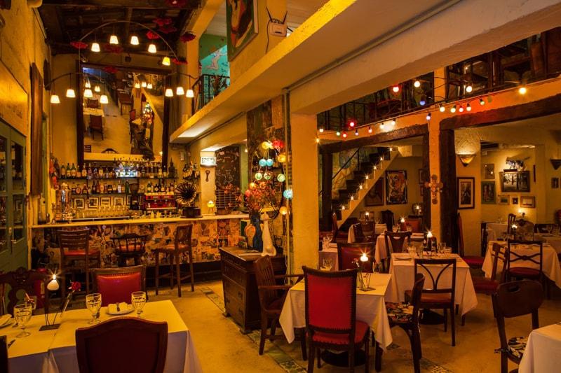 melhores bares e restaurantes em São Paulo