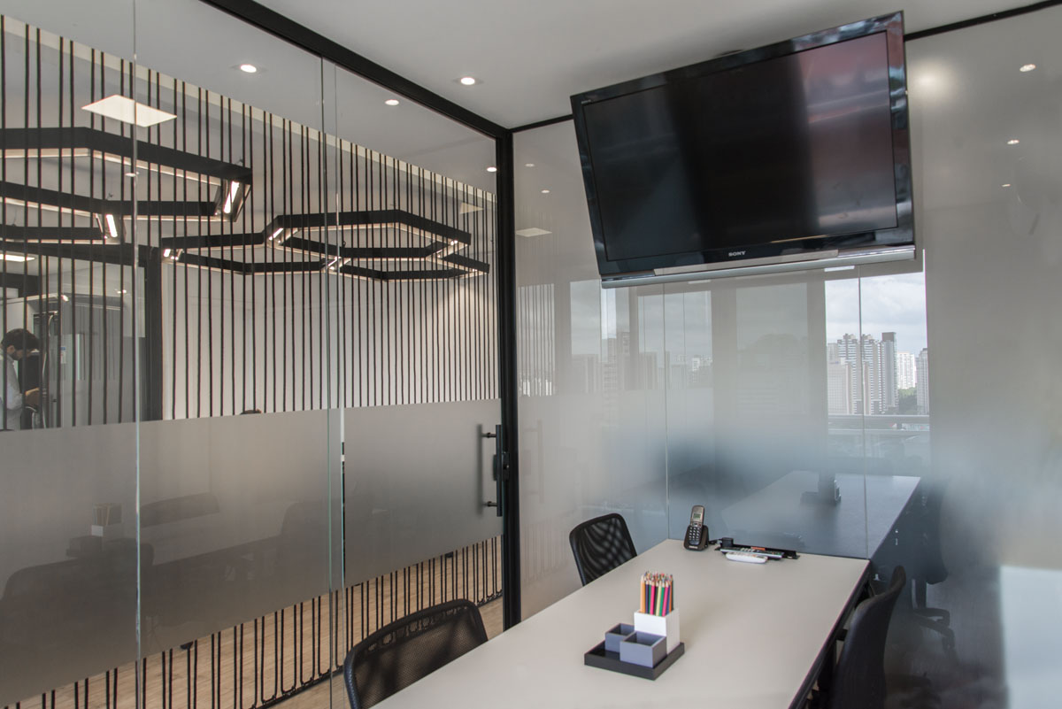 espaço de escritório