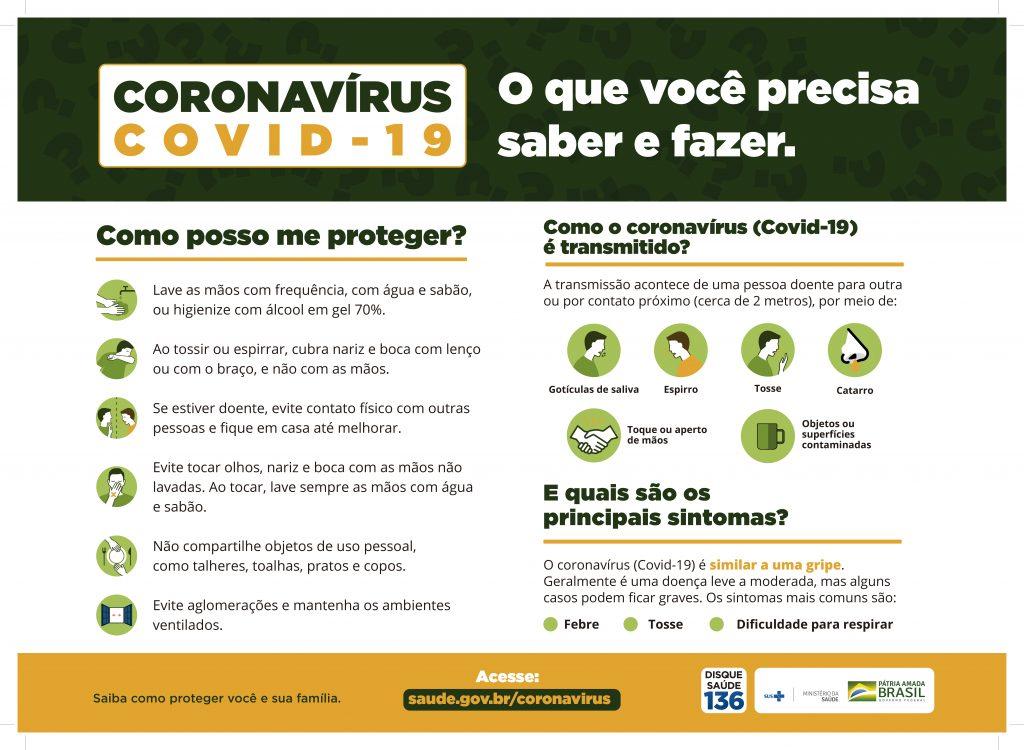 coronavirus no trabalho