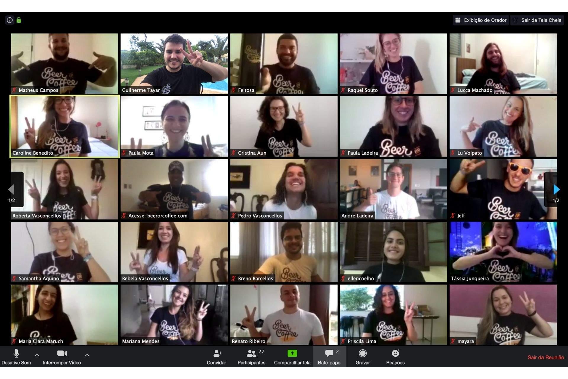 videoconferência para empresas