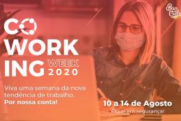 Coworking Day 2020: garanta uma semana de reservas gratuitas nos escritórios compartilhados da rede BeerOrCoffee