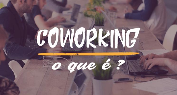 coworking o que é?